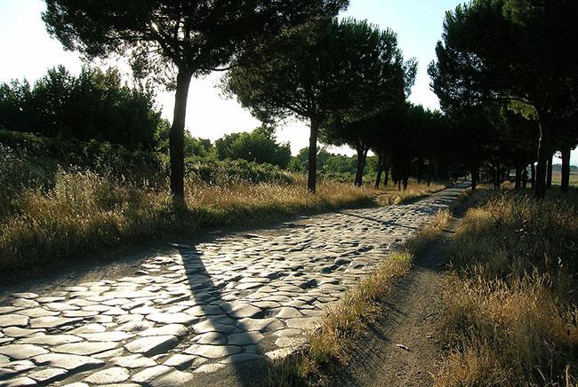 Appia Antica Park Green Heart Rome Regina Viarum
